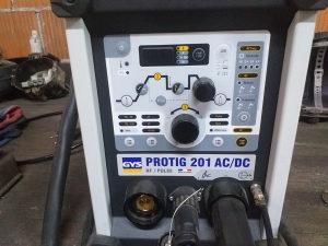 AC DC gys aparat