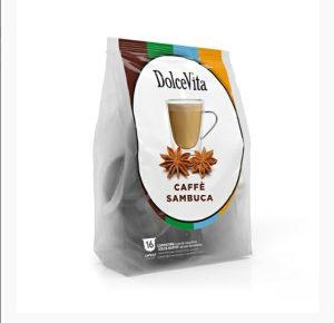 Dolce Gusto Caffe Sambuca 16 kapsula