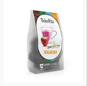 Nespresso kapsule Jagoda 10 kapsula