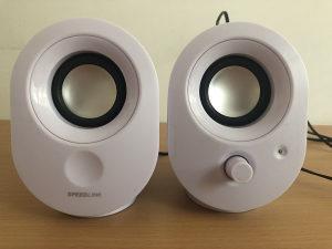 Zvučnici 2.0 SPEEDLink Snappy Stereo