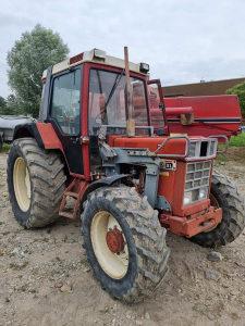 Traktori Traktor Imternatiomal 745XL