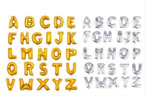 Balon slovo baloni slova natpis za rođendan