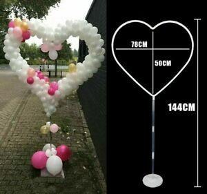 Plastični držač set za balone stalak 144cm