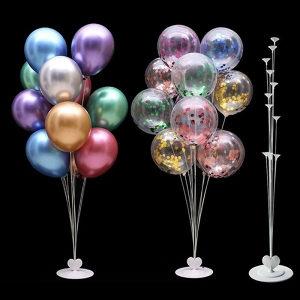 Plastični držač set za balone stalak
