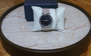 Ženski sat Paul Valentine + narukvica