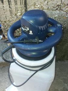 Mašina za poliranje Automobila