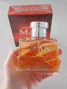 2x Shooter's man parfema