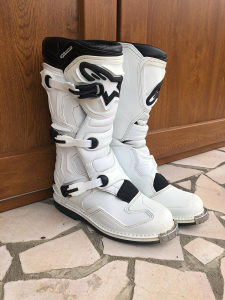Alpinestars tech 1 44.5 sa zglobom enduro cross cizme