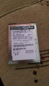 Hard disk sata 120gb