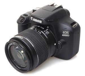 Digitalni Fotoaparat CANON EOS 4000 D