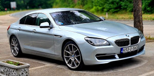 BMW 640 d Xdrive Grand Coupe