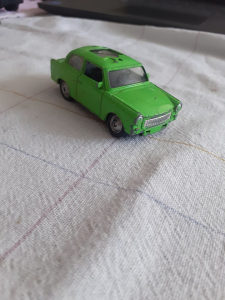 Welly Trabant 601 1:64