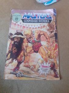 Masters gospodari svemira politikin zabavnik broj 22