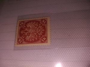 AUSTROUGARSKA MARKICA 1901.GODINA