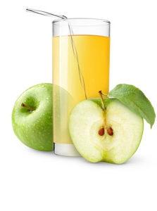 Jabuka sok od jabuke 100% voće bez šećera