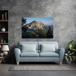 Canvas slika - Volujak, Badanj, Zelengora, Planina, BA