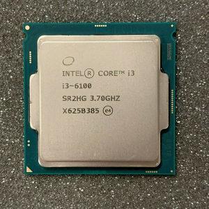 Intel I3 6100 3.70 Ghz