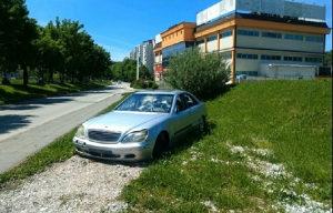 Mercedes S klasa Tuzla