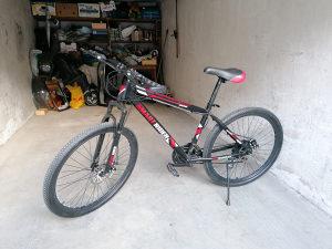Biciklo 26 inch novo, tek kupljeno, 21 brzina,