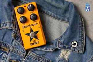Distorzija Gitarska pedala