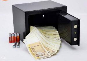 Sef kasa za novac zlato oruzje dokumente pare trezor