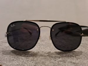 Ray-Ban Blaze general silver naočale