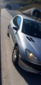 Peugeot 206 1.1benz.2003g reg.do 6.2022+ POLICA OSIGUR.