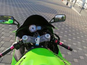 Kawasaki Zx6r zamjena za  (cetverotockas)