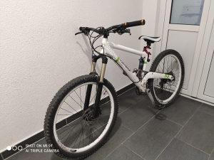 Downhill comencal meta 55 Enduro bike biciklo