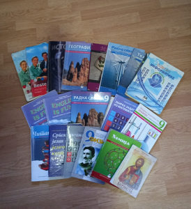 Knjige za 9 razred