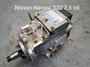 Nissan Navara D22 2.5 tdi BOSCH PUMPA BOROJEVIC