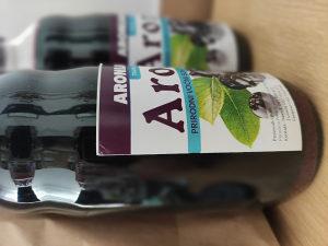 Aronija - prirodni sok