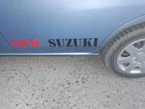 Suzuki Liana 4*4.