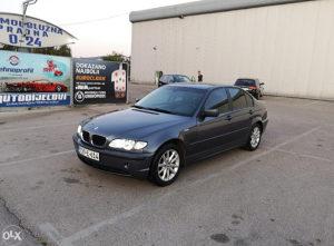 BMW E46 318D, 320D