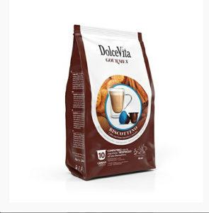 Nespresso kapsule Bisccotino 10 kapsula