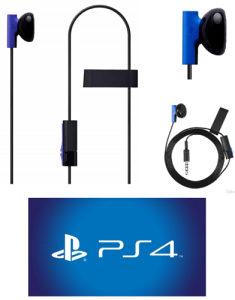PS4 slusalica original (mono chat headset)