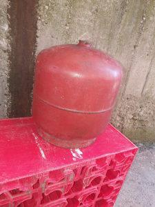 Plinska boca bez ventila