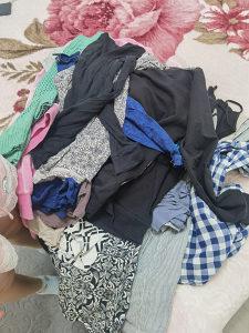Paket ženske odjeće - 50 komada