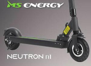 """Elektricni 8"""" romobil MS ENERGY n1 Neutron skuter 120kg"""