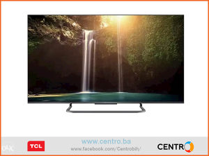 """TCL TV 50P815, 50"""" (126 cm) LED, 4K UHD, Android"""
