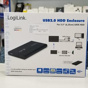 "HDD Box 2.5"" SATA USB 2.0"