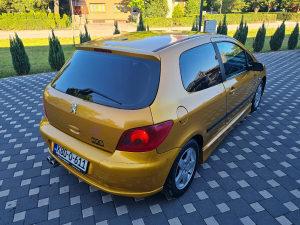 Peugeot 307 2.0HDI 66KW 2001g reg do 1mj 2022