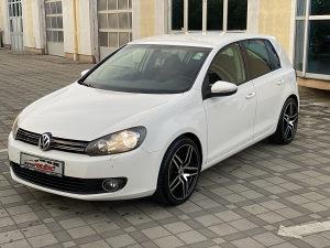 Volkswagen Golf VI 6 1,6 benzin 75kw