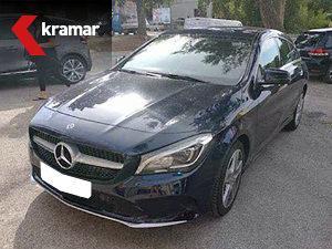 Mercedes CLA 180 D Shooting Brake 7G-Tronic EXCLUSIVE