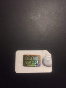 Kartica SIM 2.01 za Dreambox 800 hd