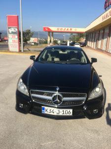 Mercedes CLS 350 cdi AMG optik