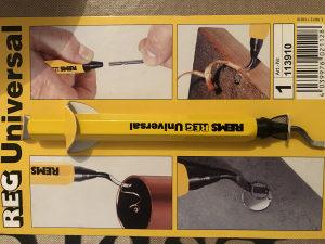 REMS alat za cijevi