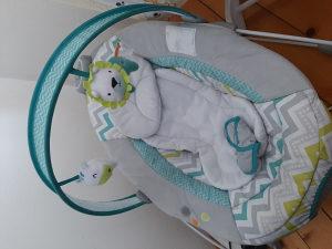 Električna ljulja za bebe