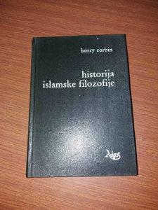 Henry Corbin-Historija islamske filozofije