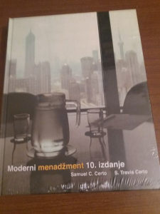 Certo,Certo-Moderni menadžment 10.izdanje